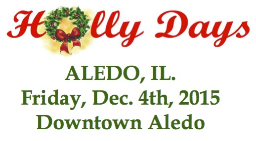 Aledo Holly Days