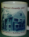 Old Mercer County Jail Mug